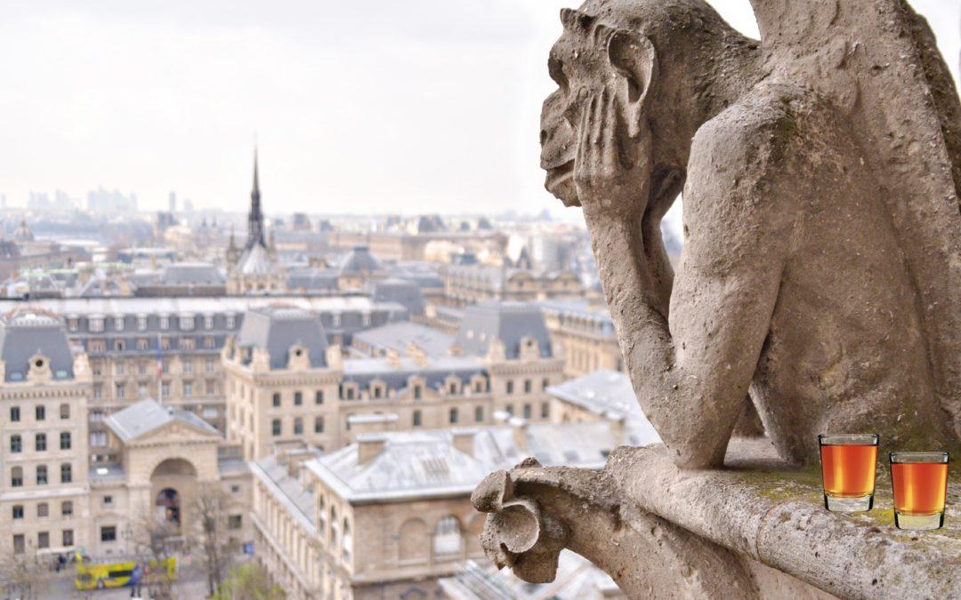 00014: Unos Chupitos en Notre Dame